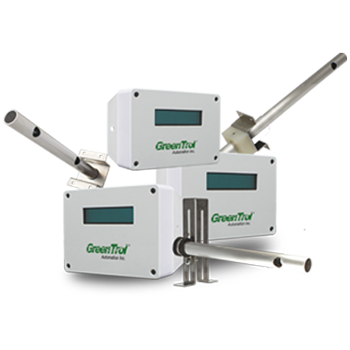 GreenTrol Airflow mwasurement Control Products